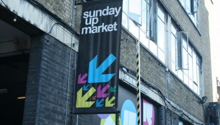 Sunday UpMarket och Backyard Market
