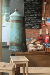 The Natural Kitchen - organic London guide