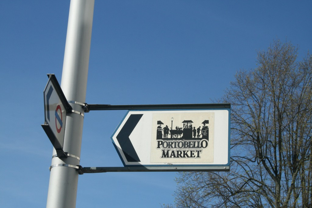 Portabello Road Market