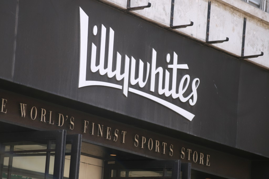 Lillywhites - varuhus London